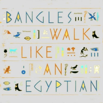 Bangles - Walk Like An Egyptian - 1986