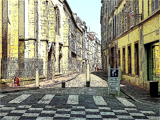 Zone piétonne de Metz 3 Marc de Metz 10 02 2013