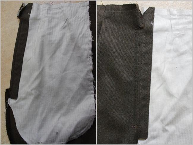 Autopsie d'un pantalon masculin (5)
