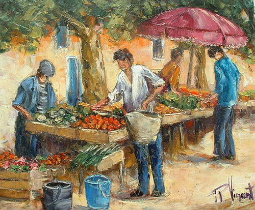 Peinture de : Rallo VINCENT