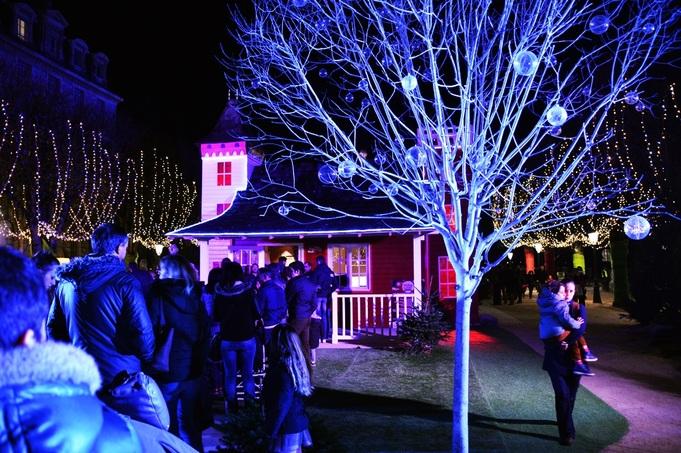 PAU et ses lumières de Noël