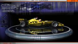 Team Jordan Toyota F1 Racing