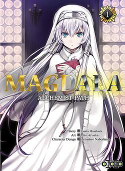 Magdala - Alchemist Path - tome 1