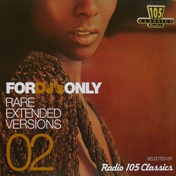 V.A. - For DJ's Only - Rare Extented Versions 02 - Complete CD