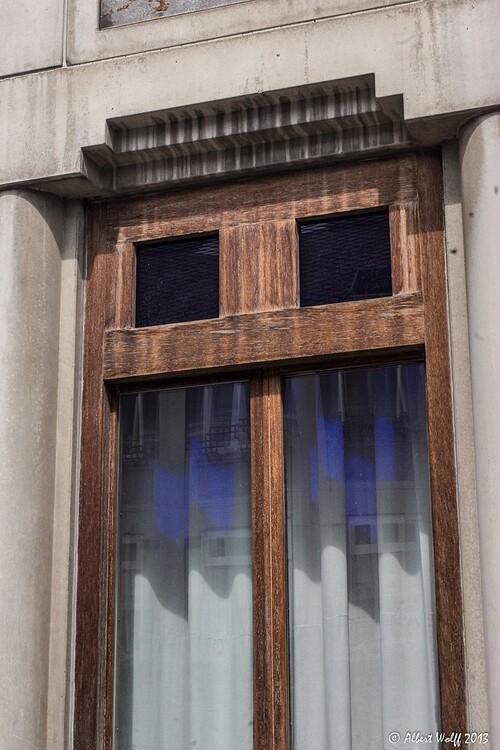 Liège  : Voir la vie en bleu