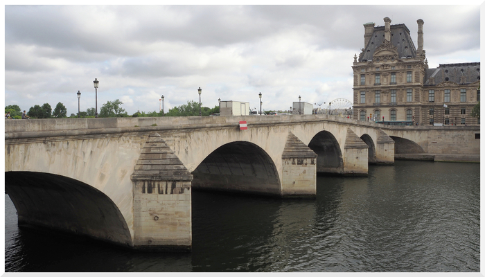 Pont Royal. Paris