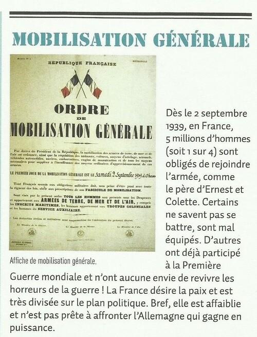 Article 3: La mobilisation