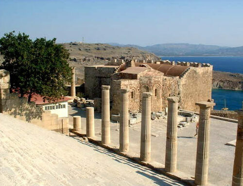 Lindos à Rhodes (photos)