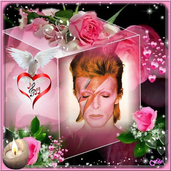 """David Bowie """"Let's Dance"""""""