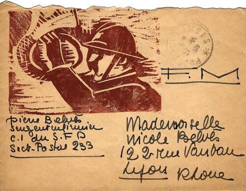Carte 37 / 27/ 00/ 1939