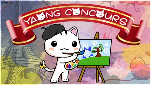 Concours de dessin : La Mascotte de la Yaongsub