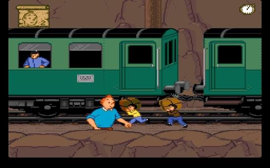 Tintin au tibet s