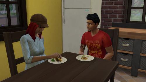 Chapitre 13: Chaud patate!