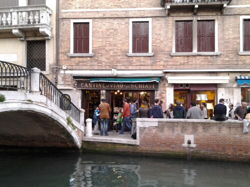 Six choses que j'ai aimé faire à Venise