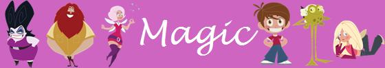 magic bannière