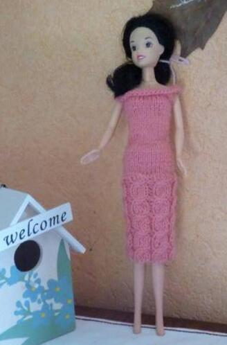 Marie-Christine - robe d'été n°9
