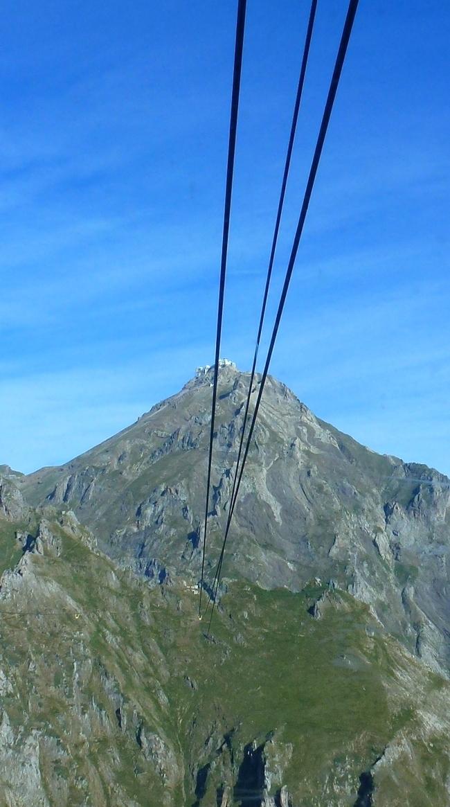 Le Pic du Midi de Bigorre...