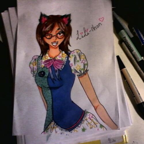 Kdo pour ma Lili-chan♥