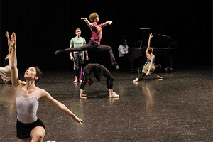 dance ballet class oakland balleyt the rite of spring georges balanchine