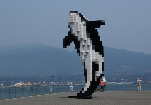 OUEST CANADIEN - Vancouver côté port