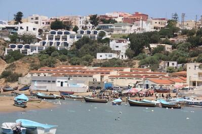 Juste en passant à Rabat