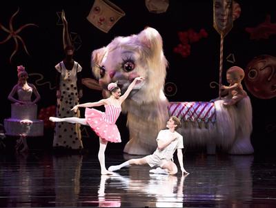 dance ballet whipped cream alexei ratmansky's