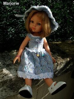 Marjorie en Mode Poupée !