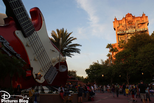 Disney's Hollywood Studios - Sunset Boulevard