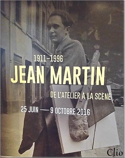 Jean Martin, artiste méconnu