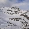 Du sommet de la Punta Lapazuso (2271 m), pico Culivillas et pico de Anayet