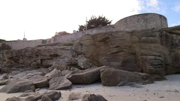 La plage de Saint Pierre de Quiberon
