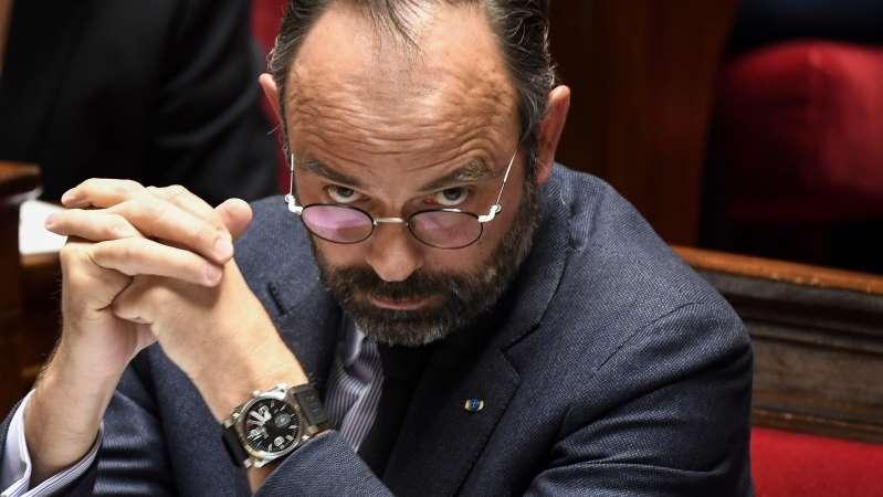 En signe de désaccord avec le Sénat, Philippe volontairement absent des questions au gouvernement