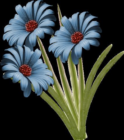 Bouquets, vases