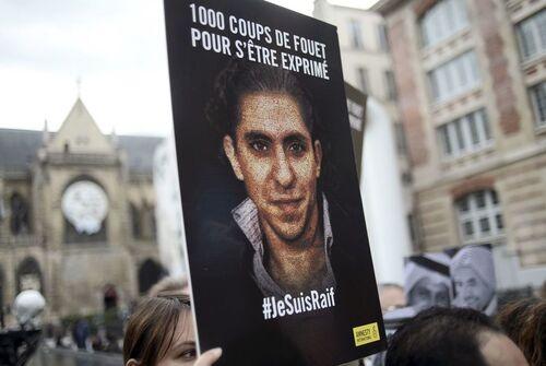 Raïf Badawi en prison depuis 5 ans