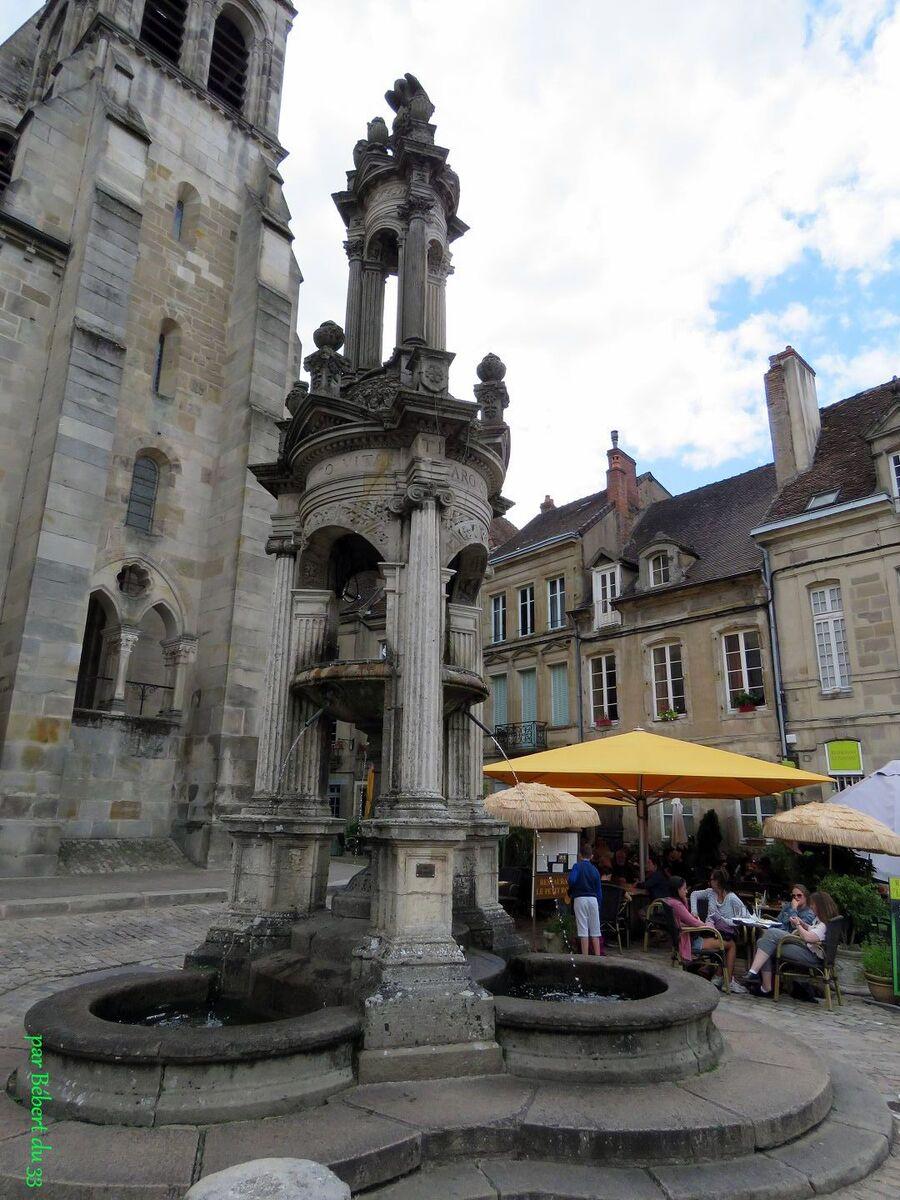 Autun en Saône et Loire