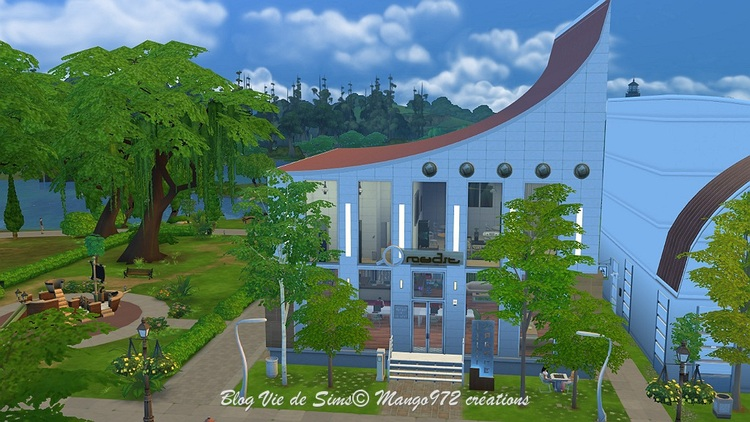 Les Sims 4 : Les archives municipales