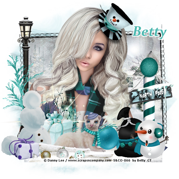 Snow Doll