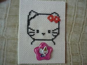 "Echange ATC: ""Hello Kitty"""