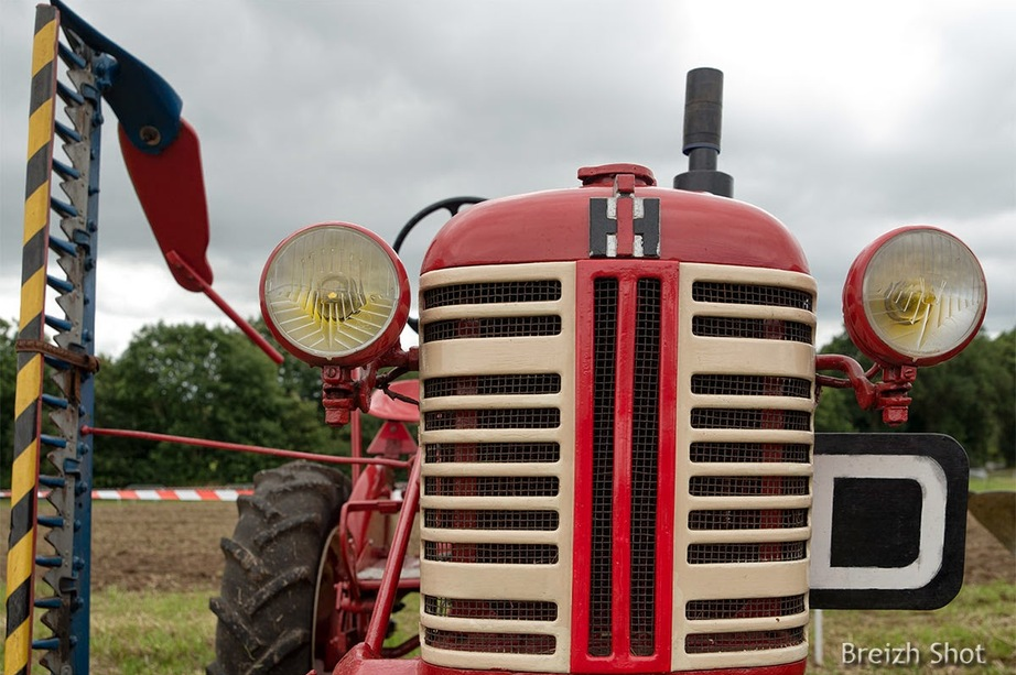 Farmer Cub - tracteur rétro