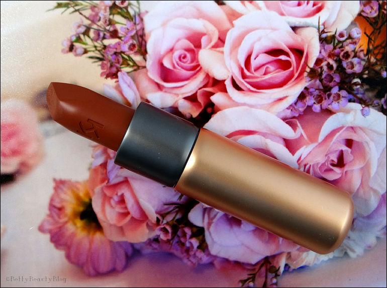 Velvet Passion Matte Lipstick kiko (revue et swatchs)