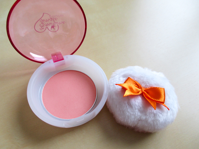 Du mignon dans mon sac à main : Feminine Single Blusher de SHARA SHARA