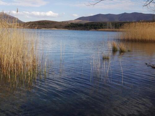 Le lac Tislit, lac de la fiancée