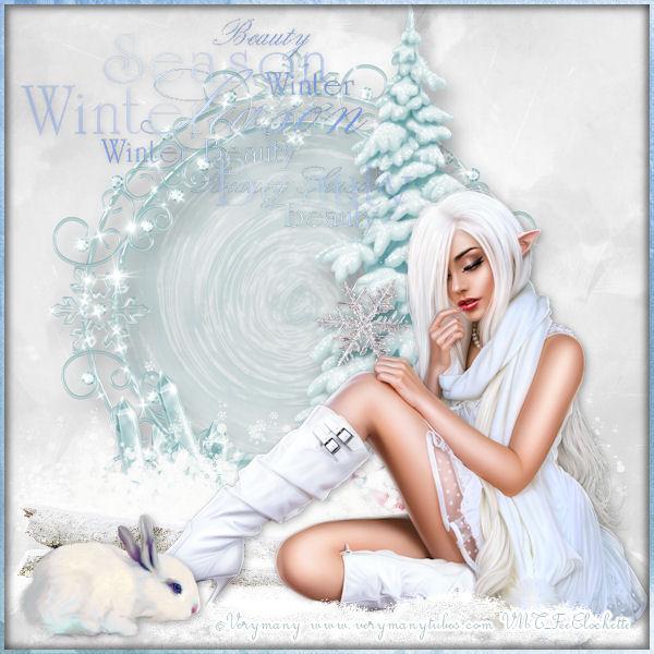 Beauty season of winter