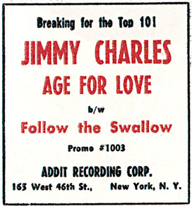 Jimmy Charles & The Revelletts