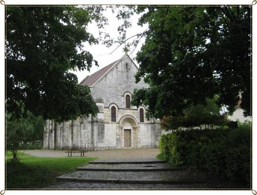 Défi n° 133 : une petite chapelle