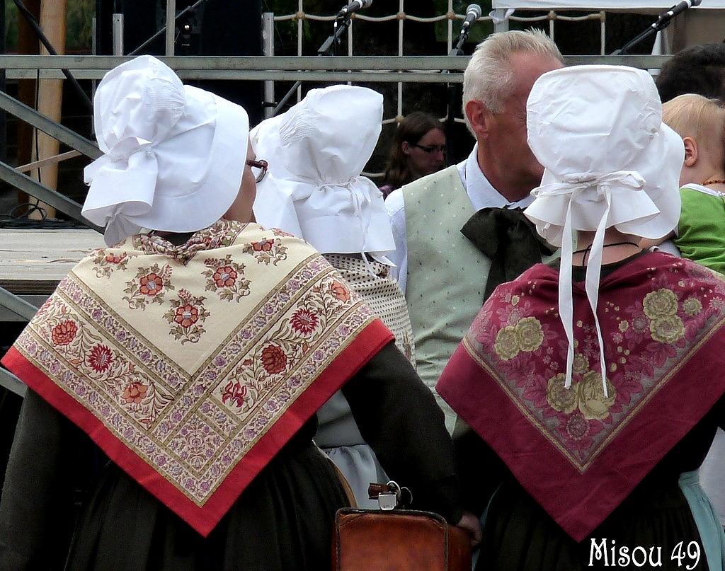 La Fête des Coiffes d'Anjou 2013