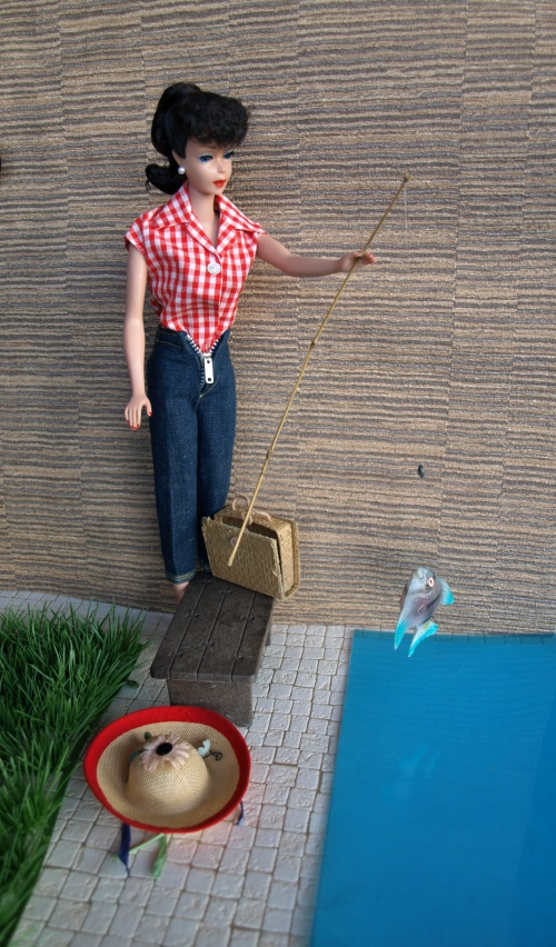 Barbie vintage : Picnic Set