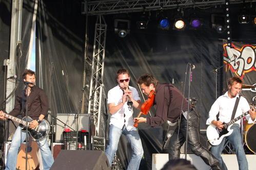 Rock'n'Moules a fait le plein! 11/08/2008
