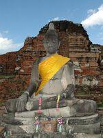 Un Bouddha non décapité
