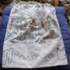 Véronique sac pour les vacances chez pépé-mémée